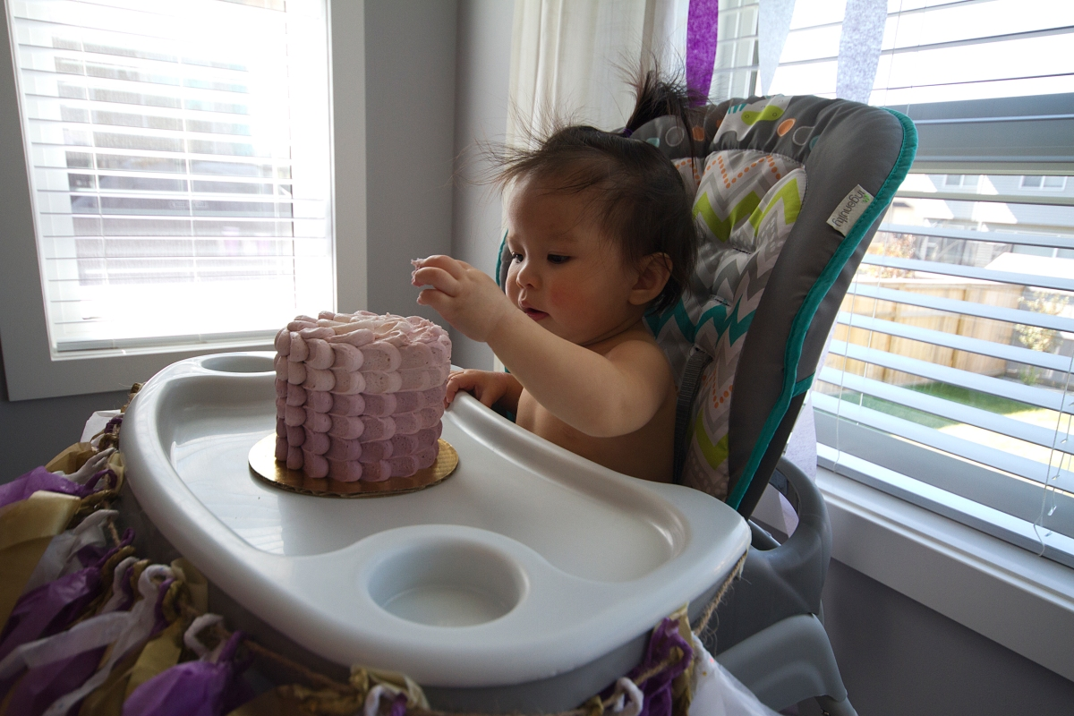 Happy First Birthday to Round Face Kid | lifewithjson